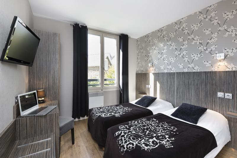 Chambre DOUBLE Hotel Eden Saint-Malo